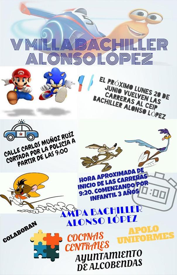 V Milla Bachiller Alonso López